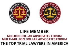 Trapani Law Firm Multi-Million Dollar Advocates Forum