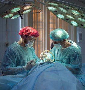 Transvaginal Mesh Injury Surgery